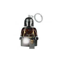 LEGO svítící klíčenka - Star Wars Mandalorian - 1