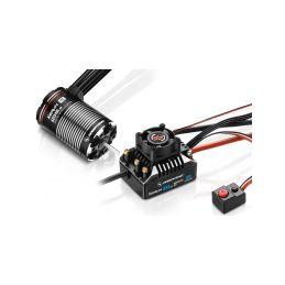 COMBO XERUN AXE 540L R2-2800KV - senzorové - 1