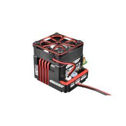 "Cerix II RS PRO 160 ""Racing Factory"" - 2-3S regulátor - červený - 1"