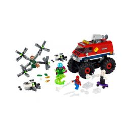 LEGO Super Heroes - Spider-Man v monster trucku vs. Mysterio - 1