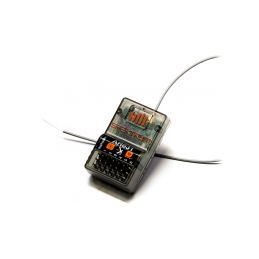 Spektrum přijímač AR631 6CH AS3X/SAFE - 1