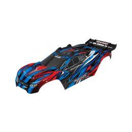 Traxxas karosérie modrá: Rustler 4x4 VXL - 1
