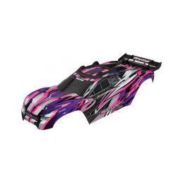 Traxxas karosérie růžová: Rustler 4x4 VXL - 1