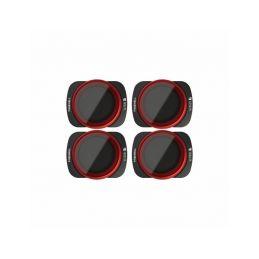 Freewell sada čtyř polarizačních ND filtrů Bright Day pro DJI Osmo Pocket a Pocket 2 - 1