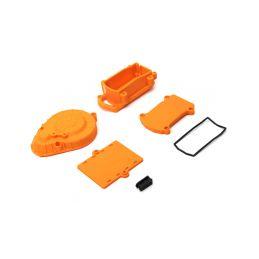 Axial držák RC výbavy oranžový: RBX1 - 1