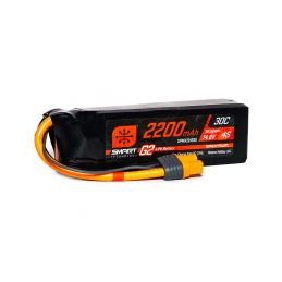 Spektrum Smart G2 LiPo 14.8V 2200mAh 30C IC3 - 1