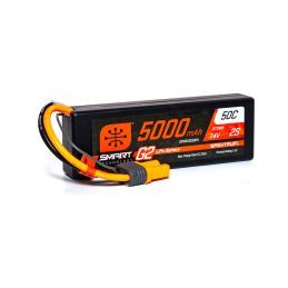 Spektrum Smart G2 LiPo 7.4V 5000mAh 50C HC IC5 - 1