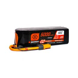 Spektrum Smart G2 LiPo 22.2V 5000mAh 50C IC5 - 1