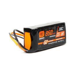 Spektrum Smart G2 LiPo 11.1V 850mAh 30C IC2 - 1
