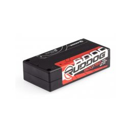 RUDDOG Racing 6000mAh 150C/75C 7.4V Short Stick Pack - 1