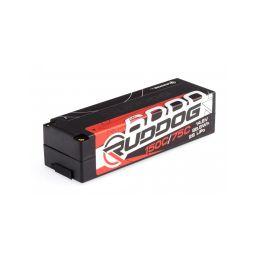 RUDDOG Racing 6000mAh 150C/75C 14.8V LCG 1/8 Pack - 1