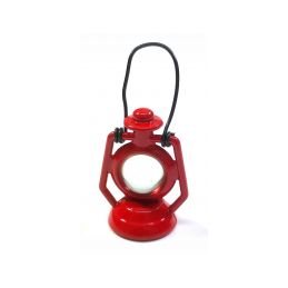 Petrolejová lampa, maketa 1:10 - 1