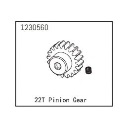Pinion Gear 22T - 1