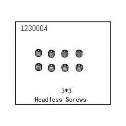 Headless Screw M3*3 (8) - 1