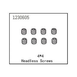 Headless Screw M4*4 (8) - 1
