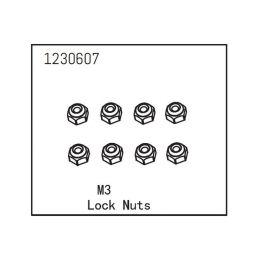 Lock Nut M3 (8) - 1