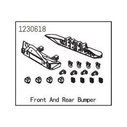 Bumper front/rear - 1