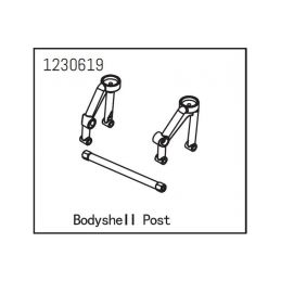 Body Shell Post front - 1
