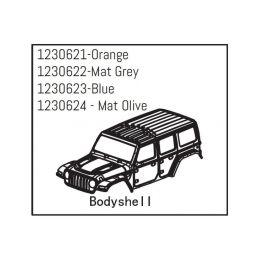 Body flat grey - 1