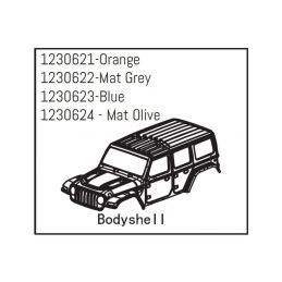 Body blue - 1