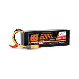 Spektrum Smart G2 LiPo 14.8V 5000mAh 50C HC IC5 - 1