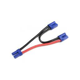 Sériový Y-kabel EC5 10AWG 12cm - 1