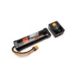 Spektrum Smart PowerStage NiMH 8.4V, nabíječ S150 - 1