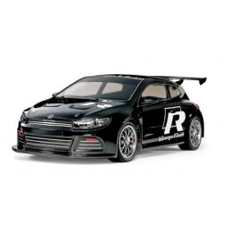 TT01E Scirocco GT Black Body