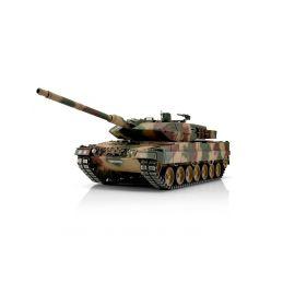 TORRO tank PRO 1/16 RC Leopard 2A6 kamufláž - Airsoft BB - 1