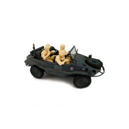 1/16 Schwimmwagen, sada figurek, 3 ks. - 1