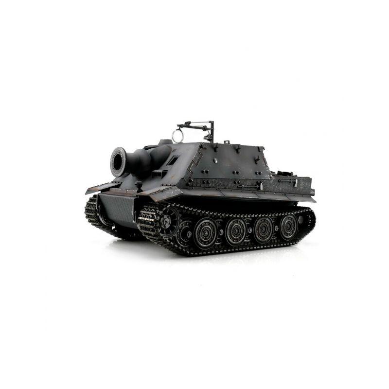 TORRO tank PRO 1/16 RC Sturmtiger šedá kamufláž - infra IR - 1