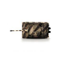 TORRO tank PRO 1/16 RC Tiger I pozdní verze pouštní kamufláž - infra IR - Servo - 3