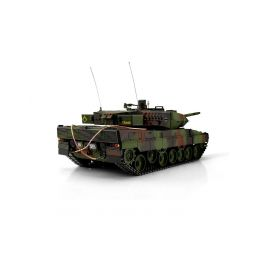 TORRO tank PRO 1/16 RC Leopard 2A6 NATO kamufláž - infra IR - Servo - 2