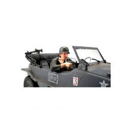 1/16 Schwimmwagen, střelec, ručně malovaný, 1 ks. - 1