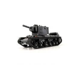 TORRO tank PRO 1/16 RC KV-2 754 (r) šedý - Infra IR - 1