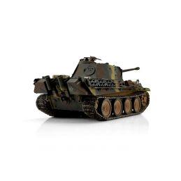 TORRO tank PRO 1/16 RC Panther G vícebarevná kamufláž - infra IR - Servo - 2