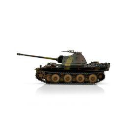 TORRO tank PRO 1/16 RC Panther G vícebarevná kamufláž - infra IR - Servo - 3