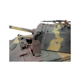 TORRO tank PRO 1/16 RC Panther G vícebarevná kamufláž - infra IR - Servo - 4