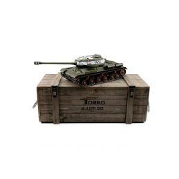 TORRO tank PRO 1/16 RC IS-2 1944 zelená kamufláž - infra IR - Servo - 4