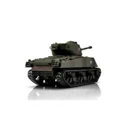 TORRO tank PRO 1/16 RC M4A3 Sherman 76mm maskovací kamufláž - infra IR - Servo - 2