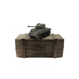 TORRO tank PRO 1/16 RC M4A3 Sherman 76mm maskovací kamufláž - infra IR - Servo - 3