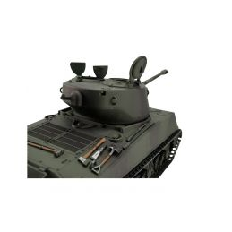 TORRO tank PRO 1/16 RC M4A3 Sherman 76mm maskovací kamufláž - infra IR - Servo - 4