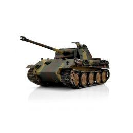 TORRO tank PRO 1/16 RC Panther G vícebarevná kamufláž - infra IR - kouř z hlavně - 1