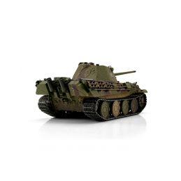 TORRO tank PRO 1/16 RC Panther F vícebarevná kamufláž - infra IR - kouř z hlavně - 2