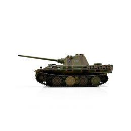 TORRO tank PRO 1/16 RC Panther F vícebarevná kamufláž - infra IR - kouř z hlavně - 3