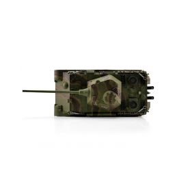 TORRO tank PRO 1/16 RC Panther F vícebarevná kamufláž - infra IR - kouř z hlavně - 6