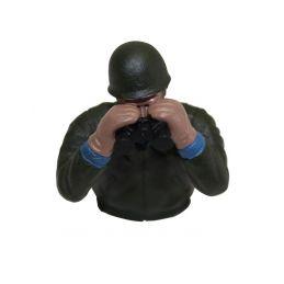 1/16 velitel amerického tanku Sherman, ručně malovaný - 1