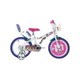 """DINO Bikes - Dětské kolo 14"""" LOL Surprise - 1"""