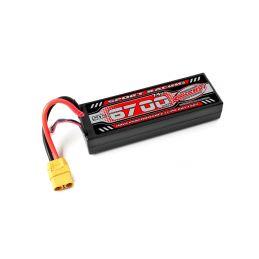 Sport Racing 50C - 6700mAh - 7,4V-LiPo Stick Hardcase-XT90 - 1