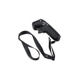 DJI FPV - Silikonová ochrana vysílače + popruh vysílače (Black) - 1
